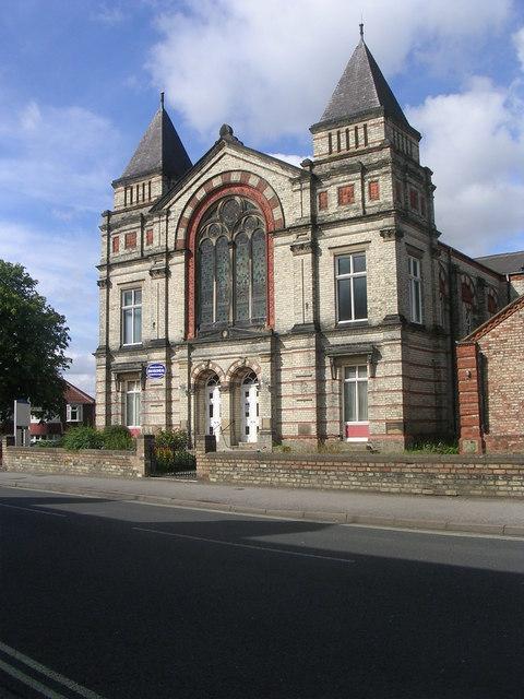 Southlands Methodist Church - Bishopthorpe Road