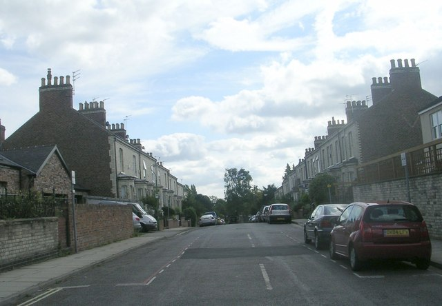 Richardson Street - Bishopthorpe Road