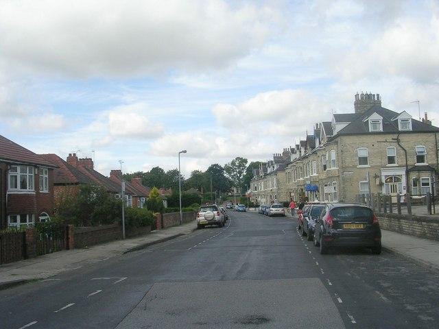 Southlands Road - Bishopthorpe Road