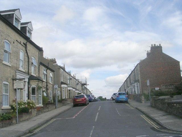 Nunmill Street - Bishopthorpe Road