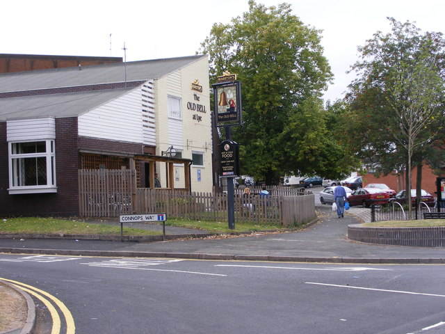 The Old Bell at Lye