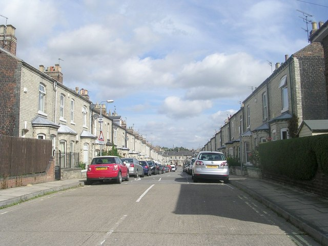 Thorpe Street - Southlands Road