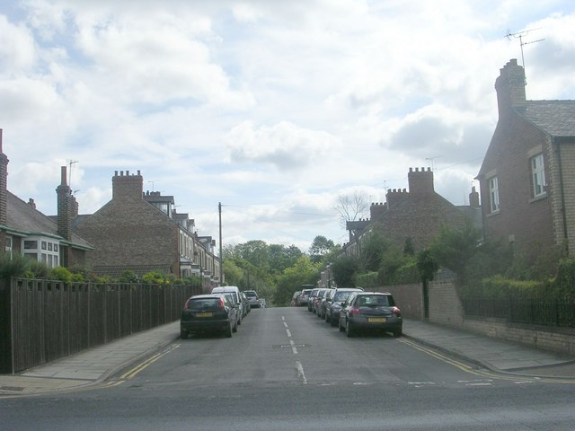 St Clement's Grove - Bishopthorpe Road