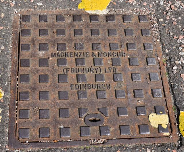MacKenzie & Moncur access cover