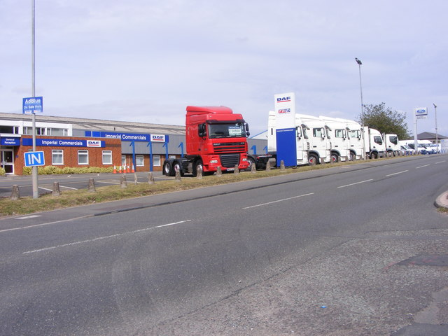 Trucks at The Hayes