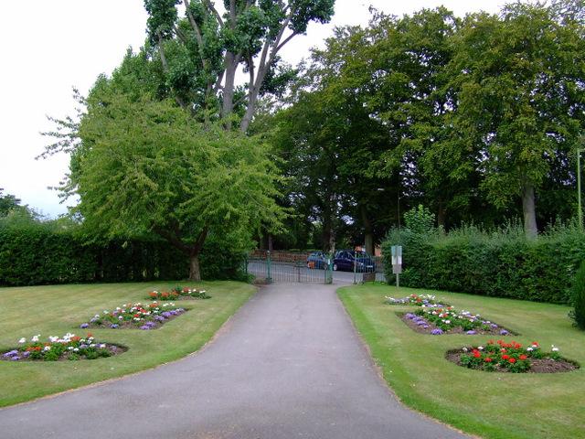 Bishops Stortford cemetery