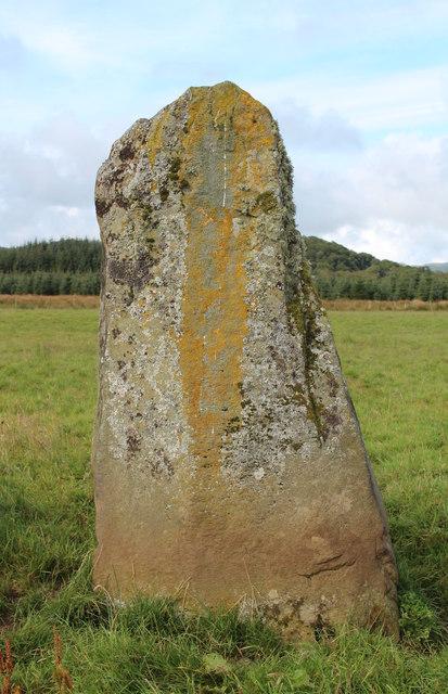 Standing Stone.  Dunamuck (north)