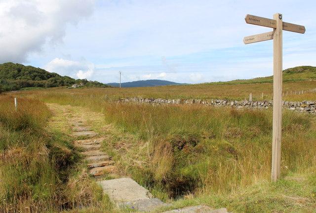 Footpath to Cairnbaan
