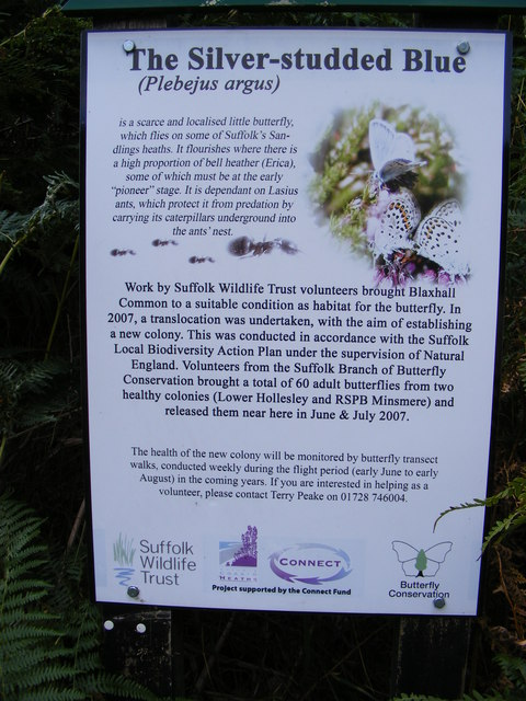 Information Notices on the Restricted Byway