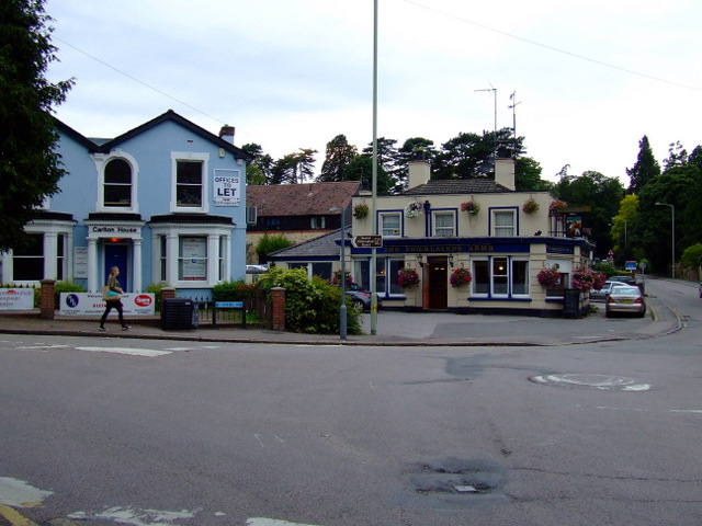 The Bricklayers Arms and Carlton House
