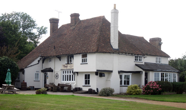 The Plough, Stalisfield Green
