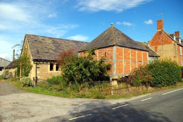 Raised granary