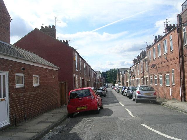Trafalgar Street - South Bank Avenue