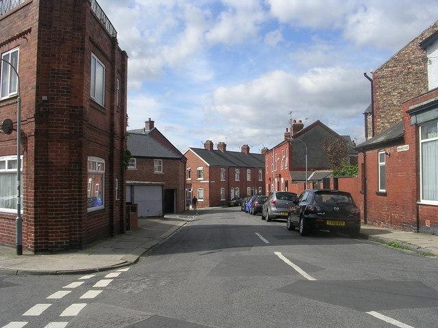 Brunswick Street - Trafalgar Street