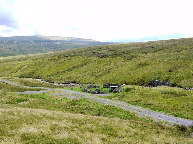 Sheepfold by Grain Beck