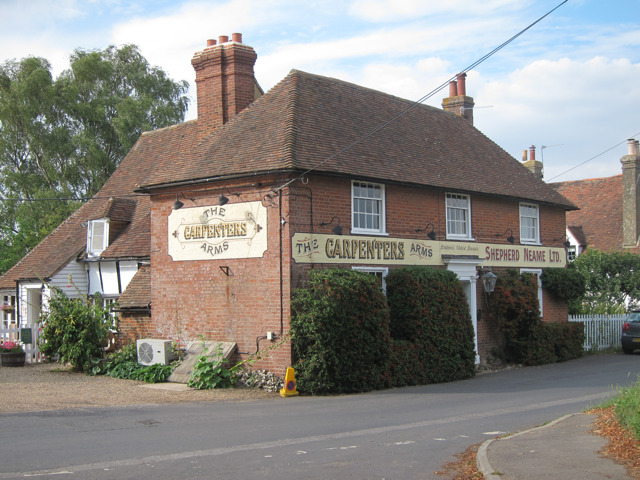 The Carpenters Arms, Eastling