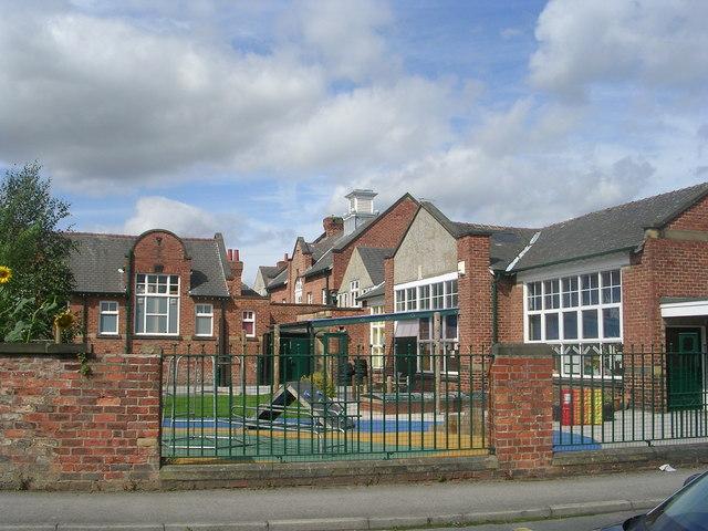 Knavesmire Primary School - Trafalgar Street