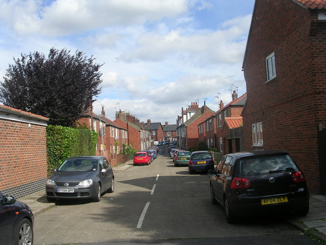 Montague Street - Campleshon Road