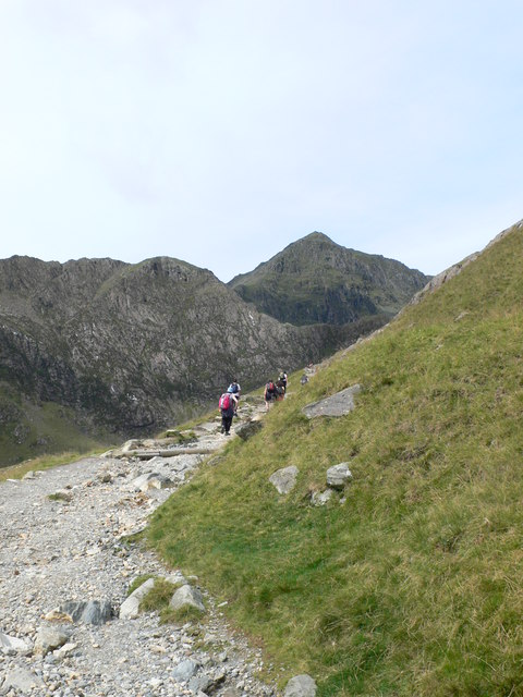 The Miners' Track to Snowdon