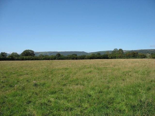 Field north-west of Draycott