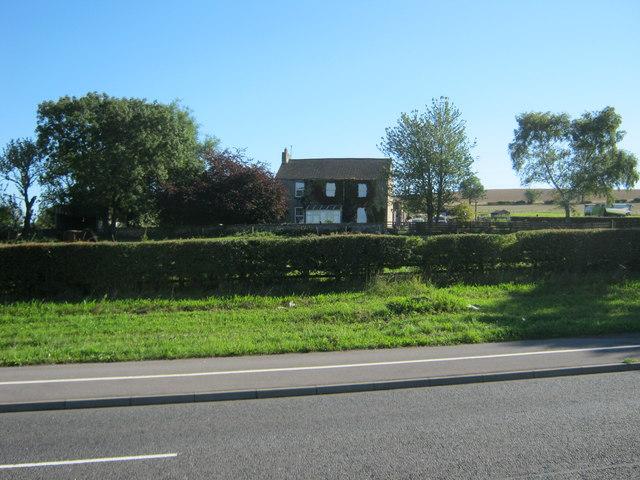 Farmhouse at Coppy Crooks Farm