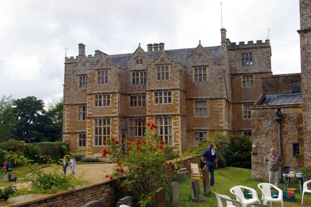 Chastleton House