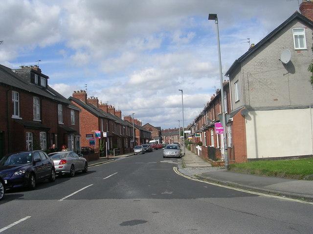 Balmoral Terrace - Bishopthorpe Road