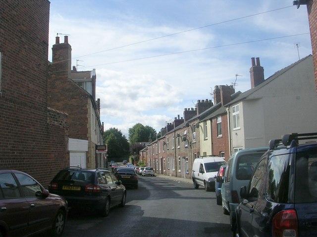 Montague Street - Balmoral Terrace