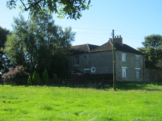Farmhouse at Park Head Farm