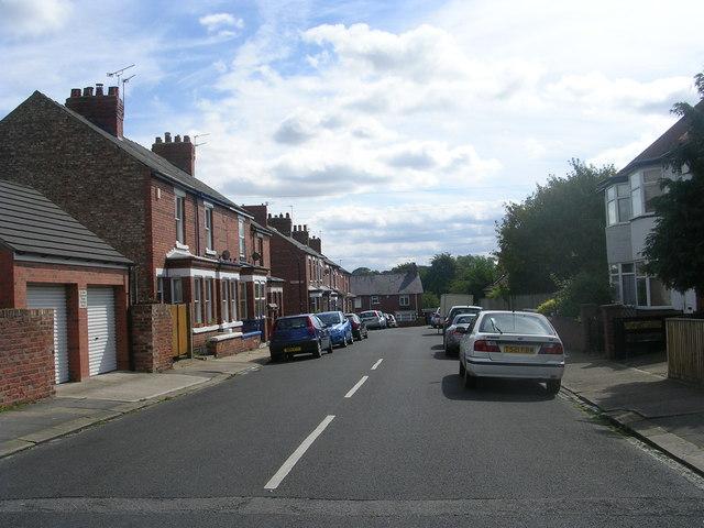 Beresford Terrace - Bishopthorpe Road