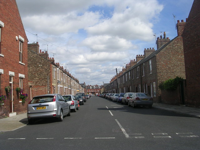 Finsbury Street - Beresford Terrace