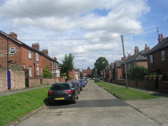 Terry Street - Beresford Terrace