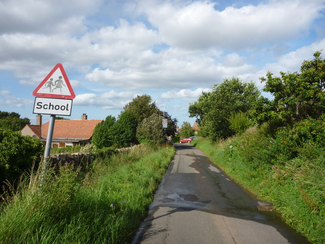 Rural East Lothian : The Stenton Loan Approach To Stenton