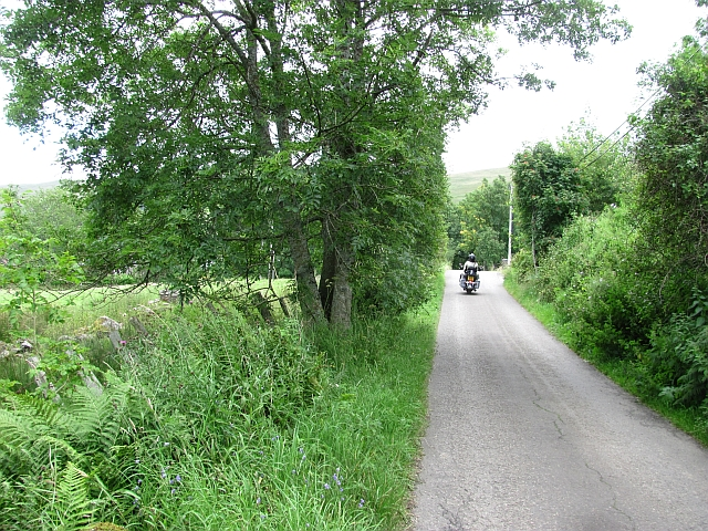 South Loch Tay Road
