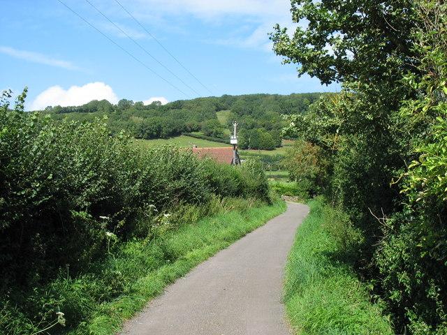 Butts Lane, Rodney Stoke
