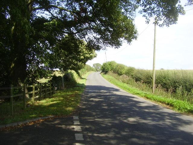 Spratton-Holdenby Road