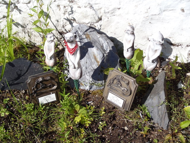 Invercharnan Dog Cemetery