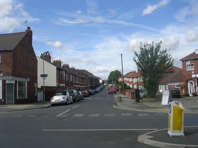 South Bank Avenue - Bishopthorpe Road