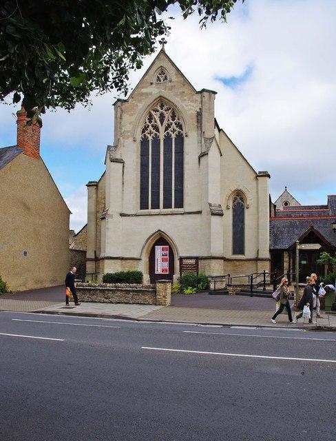 The Methodist Church, 40 High Street, Witney