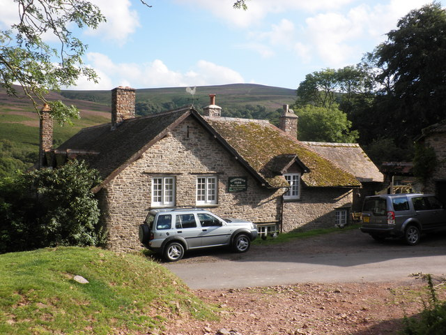 Cloutsham Farm, Bed and Breakfast