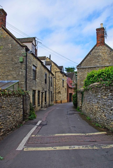 Marlborough Lane, Witney