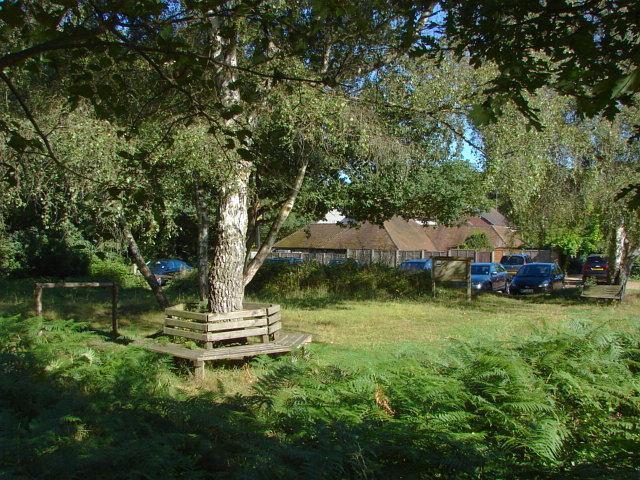 The Jolly Farmer picnic area