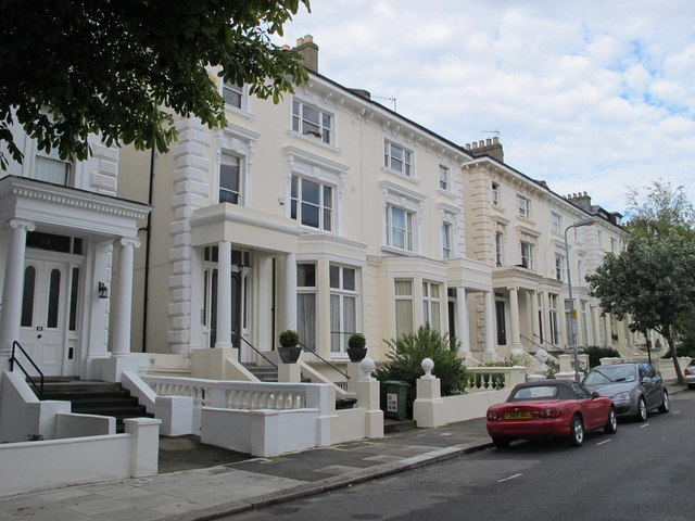 Belsize Square, NW3 (2)