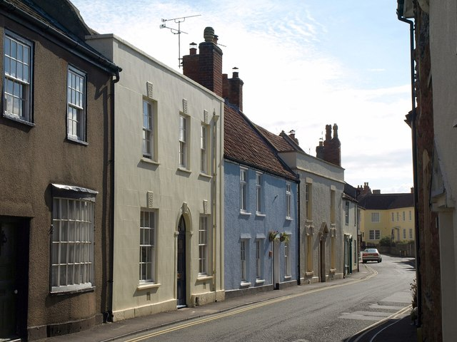 West Street, Axbridge