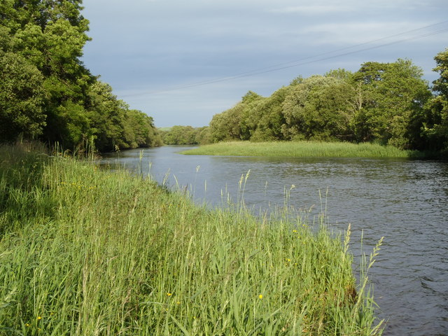 The idyllic Water of Ken