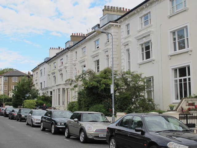 Belsize Square, NW3