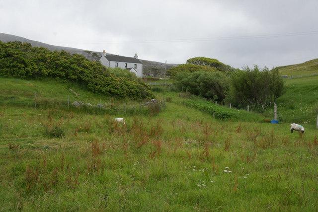 House at Losgaintir