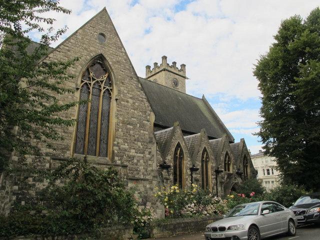 St. Peter's Church, Belsize Park / Belsize Square, NW3