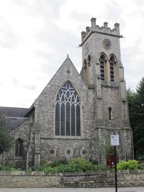 St. Peter's Church, Belsize Park / Belsize Square, NW3 (2)
