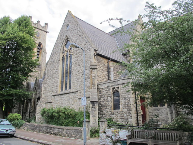 St. Peter's Church, Belsize Park / Belsize Square, NW3 (3)